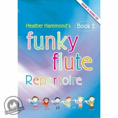 Funky Flute Repertoire Book 2 - Student Book