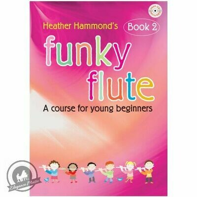 Funky Flute Book 2 - Student Book
