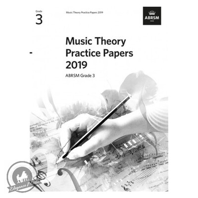 ABRSM Music Theory Practice Papers 2019: Grade 3