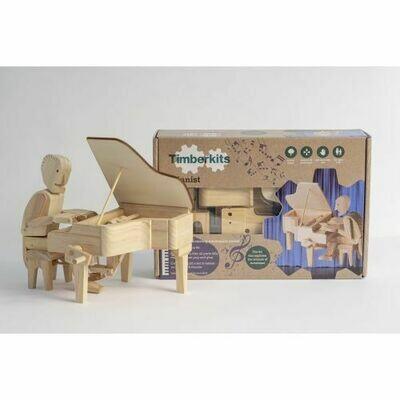 Timberkit  - Pianist