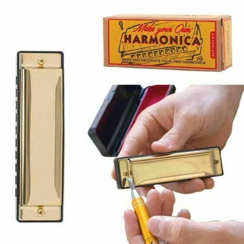 Make Your Own Harmonica