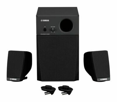 Yamaha GNS-MS01 2.1 Speaker System for Genos Workstation