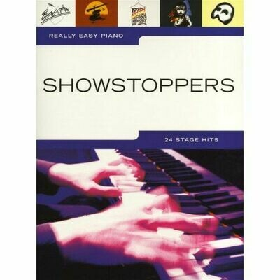 Really Easy Piano: Showstoppers
