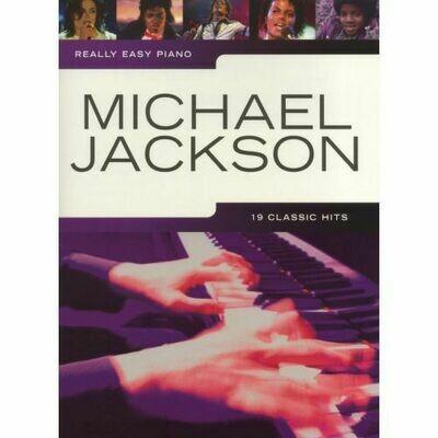 Really Easy Piano: Michael Jackson