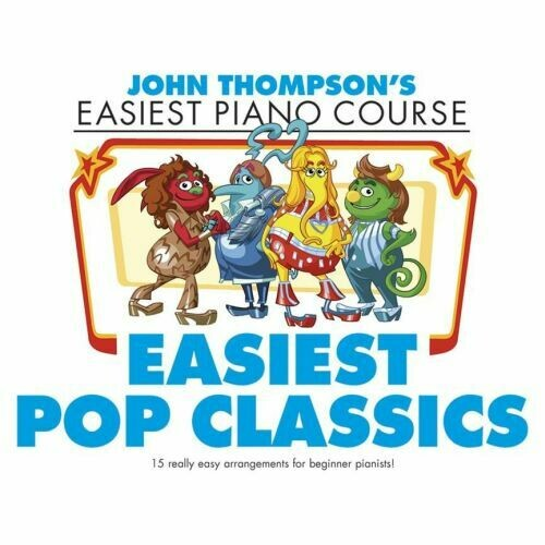 John Thompson's Easiest Pop Classics