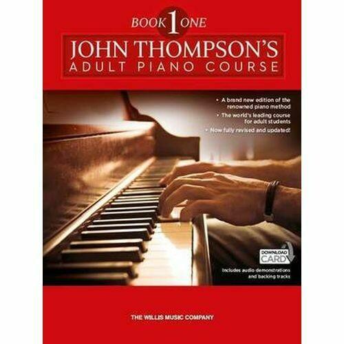 John Thompson's Adult Piano Course Book 1