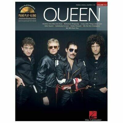 Queen Piano Play-Along Volume 113
