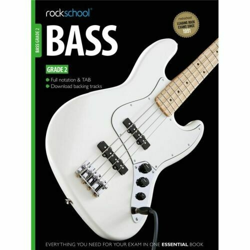 Rockschool Bass - Grade 2 (2012)
