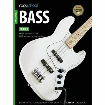 Rockschool Bass - Grade 2 (2012)