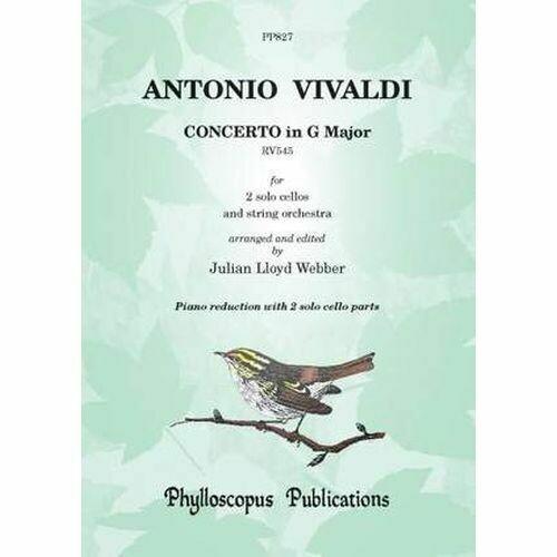 Antonio Vivaldi: Concerto in G major RV545