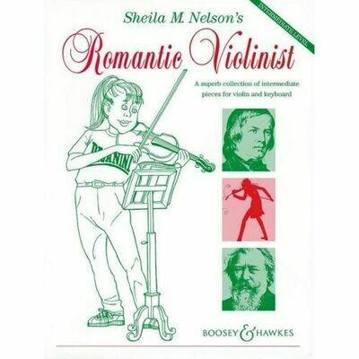 Sheila M. Nelson's Romantic Violinist