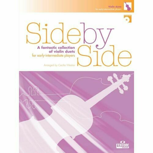 Side by Side (violin duet)