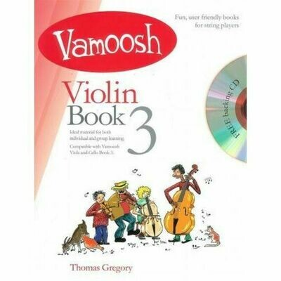 Vamoosh Violin Book 3