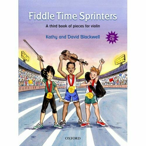 Fiddle Time Sprinters (with CD) Revised Edition