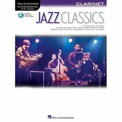 Jazz Classics - Clarinet (with CD)