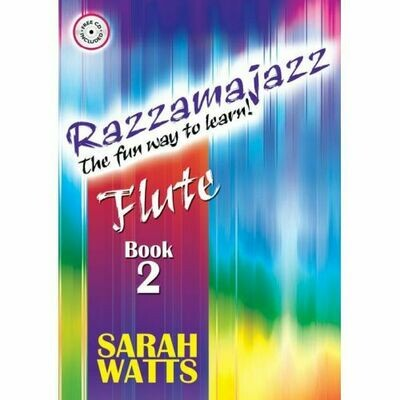 Watts: Razzamajazz Flute Book 2