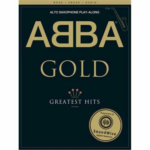ABBA Gold: Saxophone Playalong
