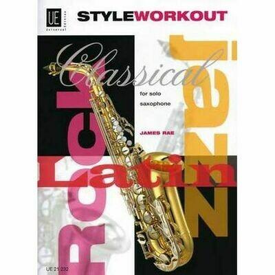 Style Workout (saxophone)