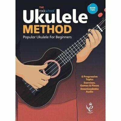 Rockschool Ukulele Method Book 2 (With Online Audio)