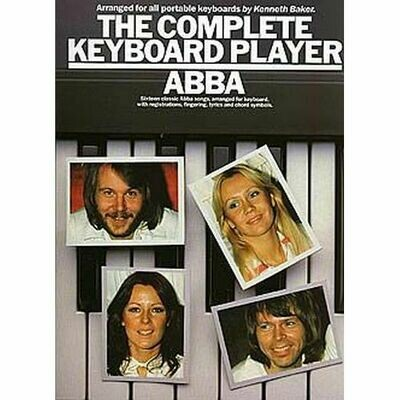 Complete Keyboard Player: ABBA