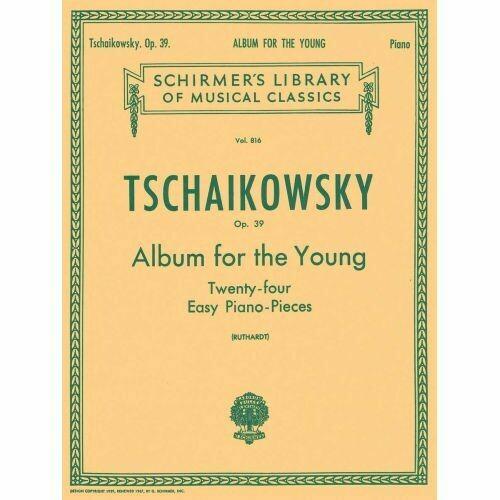 Pyotr Ilyich Tchaikovsky: Album For The Young