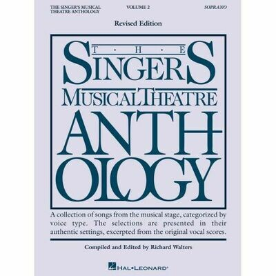 The Singer's Musical Theatre Anthology - Volume Two (Soprano)