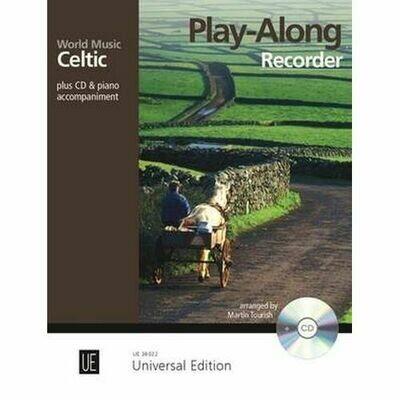 Celtic – Play Along Alto Recorder