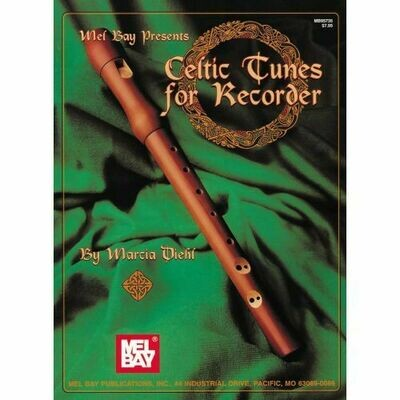 Marcia Diehl: Celtic Tunes For Recorder