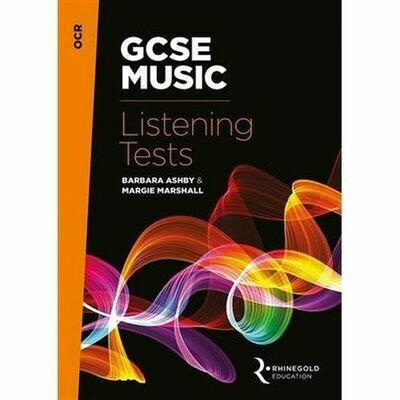 Rhinegold Education: OCR GCSE Music Listening Tests