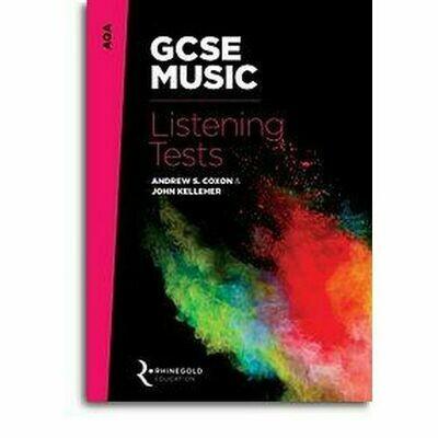 Rhinegold Education: AQA GCSE Music Listening Tests