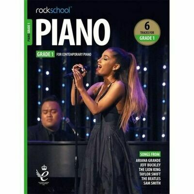 Rockschool Piano - Grade 1 (2019+)