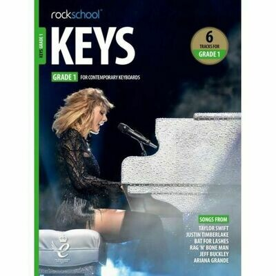 Rockschool Keys - Grade 1 (2019+)