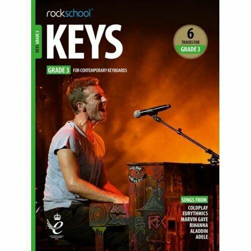 Rockschool Keys - Grade 3 (2019+)