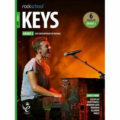 Rockschool Keys - Grade 3 (2019+)