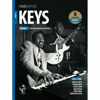 Rockschool Keys - Grade 7 (2019+)