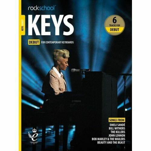 Rockschool Keys - Debut (2019+)
