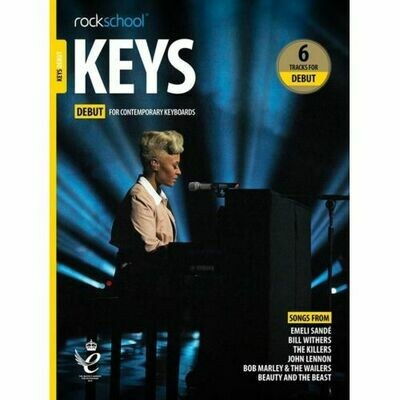 Rockschool Keys - Debut (2019+)