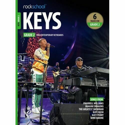Rockschool Keys - Grade 2 (2019+)