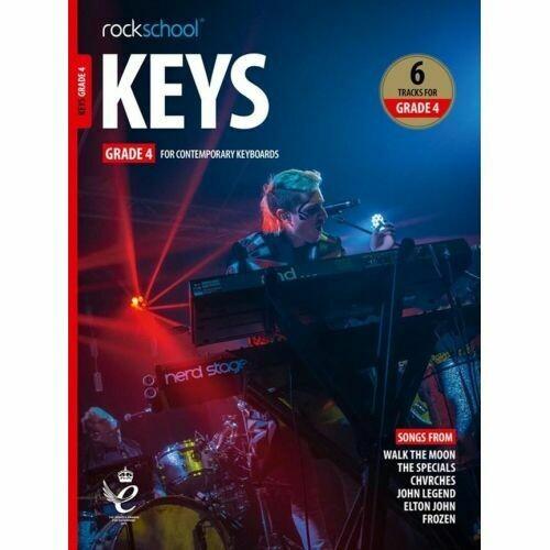 Rockschool Keys - Grade 4 (2019+)