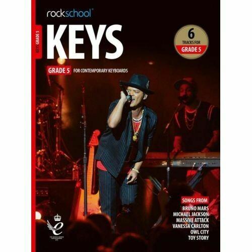 Rockschool Keys - Grade 5 (2019+)