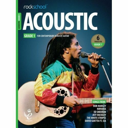 Rockschool Acoustic Guitar - Grade 1 (2019+)