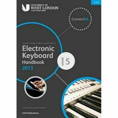 LCM Electronic Keyboard Handbook Grade 5 (2013+)