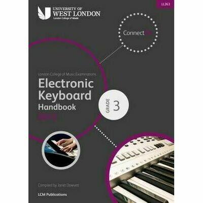 LCM Electronic Keyboard Handbook Grade 3 (2013+)
