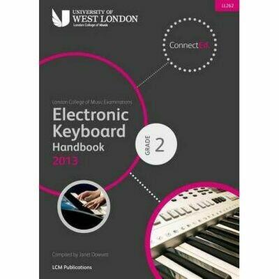 LCM Electronic Keyboard Handbook Grade 2 (2013+)