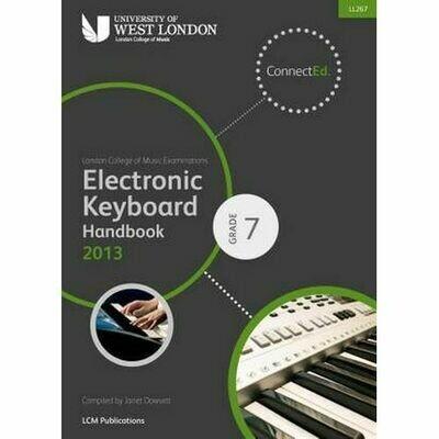 LCM Electronic Keyboard Handbook Grade 7 (2013+)