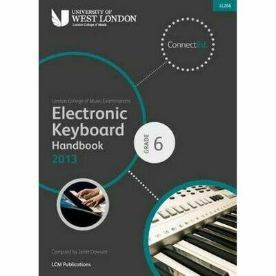 LCM Electronic Keyboard Handbook Grade 6 (2013+)