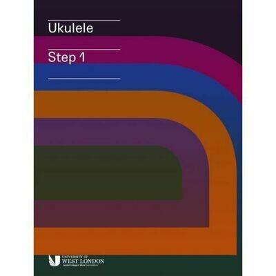 LCM Ukulele Handbook Step 1 (2019+)