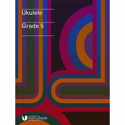 LCM Ukulele Handbook Grade 5 (2019+)