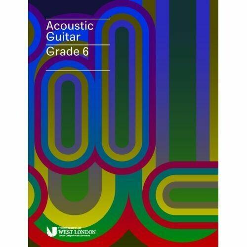 LCM Acoustic Guitar Handbook Grade 6 (2020+)