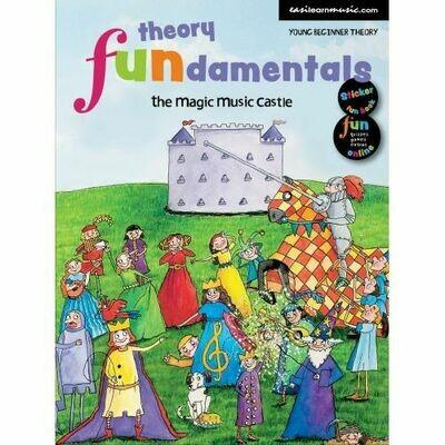 easiLEARN Theory Fundamentals - Magic Music Castle